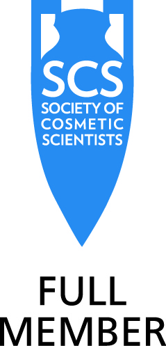 The Society of Cosmetic Scientists lfull member logo
