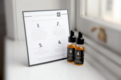 A photograph of Dr Katerina Steventon's 4 Anti-Ageing Serum