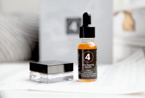 4 Anti Ageing Serum bottle single