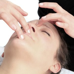 A photograph showing European Anti Ageing Massage by Dr Katerina Steventon FaceWorkshops Clinic