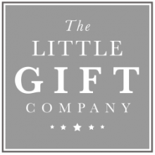 The logo of The Little Gift Company, a stockist of my serums