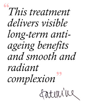 A quote about European Anti-Ageing Facial Massage